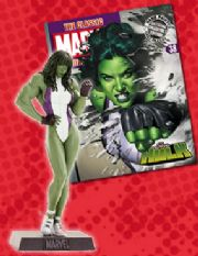 Classic Marvel Figurine Collection #038 She-Hulk Eaglemoss Publications